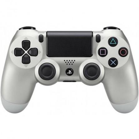 Зображення Геймпад Sony PS Dualshock v2 Cont Silver - зображення 1