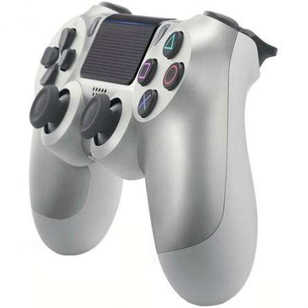 Зображення Геймпад Sony PS Dualshock v2 Cont Silver - зображення 2