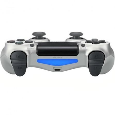 Зображення Геймпад Sony PS Dualshock v2 Cont Silver - зображення 3