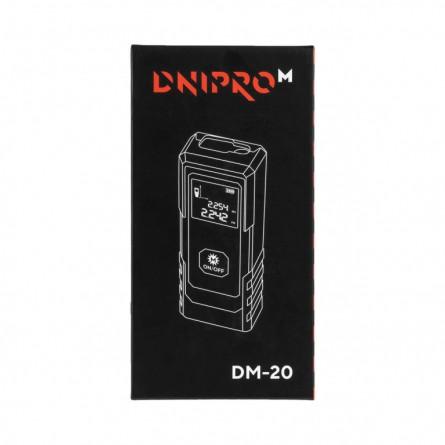 Изображение Длиномер лазерный Дніпро М 81519 000 DM 20 - изображение 5