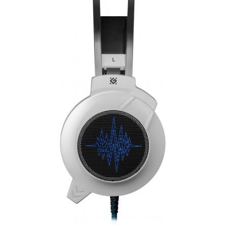 Зображення Навушники Defender Icefall G 510 D White Blue - зображення 2