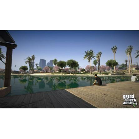 Зображення Диск Sony BD Grand Theft Auto V 5417112 - зображення 5