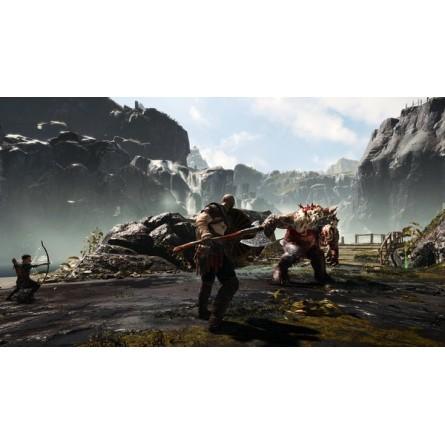 Изображение Диск Sony BD God of War 9358671 - изображение 3