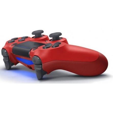 Зображення Геймпад Sony PS Dualshock v2 Magma Red - зображення 3