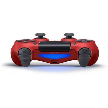 Зображення Геймпад Sony PS Dualshock v2 Magma Red - зображення 4