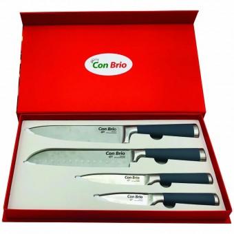 Зображення Набір ножів Con Brio CB-7071