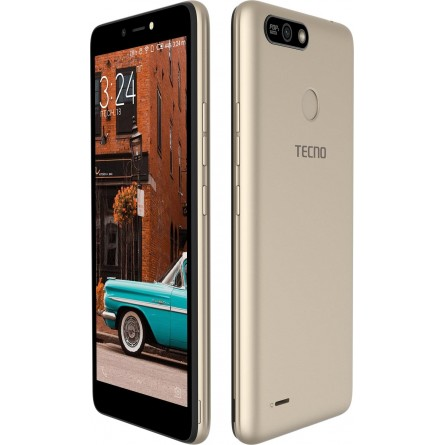 Изображение Смартфон Tecno POP 2 Power B1 P Gold - изображение 3