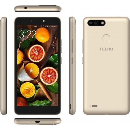 Изображение Смартфон Tecno POP 2 Power B1 P Gold - изображение 4