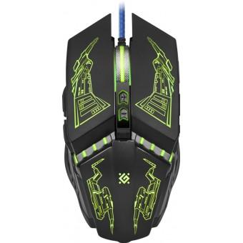 Зображення Комп'ютерна миша Defender Halo Z GM-430L Black (52430)