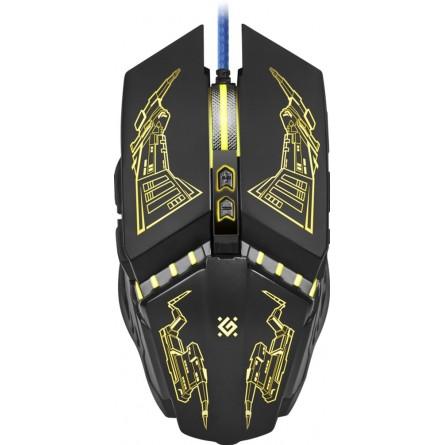 Зображення Комп'ютерна миша Defender Halo Z GM-430L Black (52430) - зображення 3