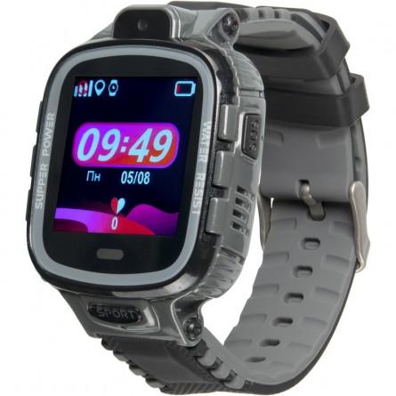 Изображение Smart часы Gelius GP PK 001 Black silver - изображение 1