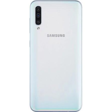 Зображення Смартфон Samsung Galaxy A 50 6/128 Gb White (A 505 F) - зображення 3