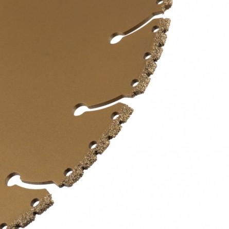 Изображение Круг отрезной Дніпро М 81959 000 Алмазний диск 230 (22,2 Ultra) - изображение 3