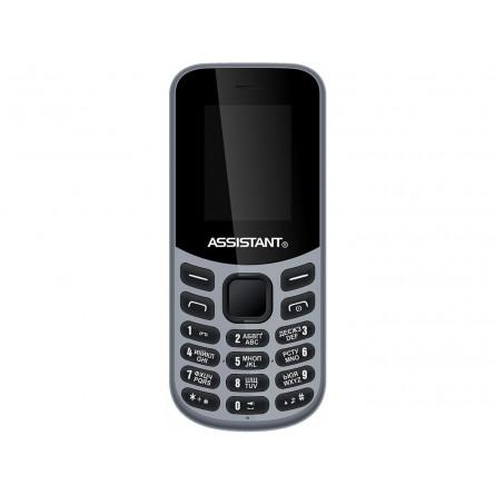 Зображення Мобільний телефон Assistant AS 101 Grey - зображення 1