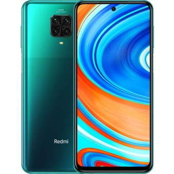 Зображення Смартфон Xiaomi Redmi Note 9 Pro 6/128 Gb Tropical Green