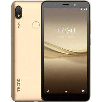Зображення Смартфон Tecno POP 3 (BB2) 1/16Gb Dual SIM Champagne Gold