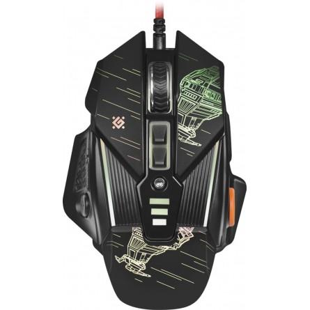 Изображение Компьютерная мыш Defender sTarx GM-390L 8кнопок грузики - изображение 2