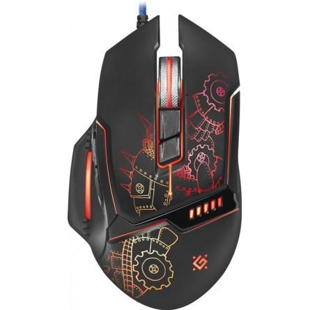 Зображення Комп'ютерна миша Defender Kill'em All GM-480L Black (52480) - зображення 2