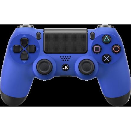 Зображення Геймпад Sony PS Dualshock v2 Wave Blue - зображення 1