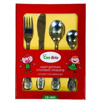 Зображення Посуд для дітей Con Brio CB 3805