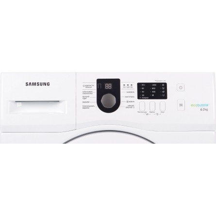 Изображение Стиральная машина Samsung WF 60 F 1 ROGOWDUA - изображение 8