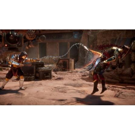 Изображение Диск Sony BD Mortal Kombat 11 Спеціальне Видання 2222129 - изображение 3