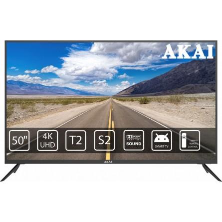 Зображення Телевізор Akai UA 50 LEP 1 UHD 9 M - зображення 1