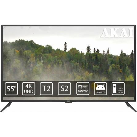Зображення Телевізор Akai UA 55 LEP 1 UHD 9 - зображення 1