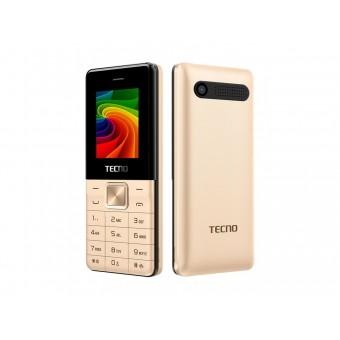 Зображення Мобільний телефон Tecno T301 Champagne Gold
