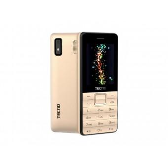 Изображение Мобильный телефон Tecno T372 TripleSIM Champagne Gold