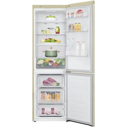 Зображення Холодильник LG GA B 459 SEQZ - зображення 7