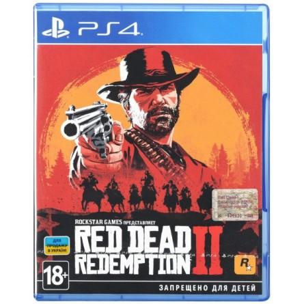 Изображение Диск Sony BD Red Dead Redemption 2 5423175 - изображение 2