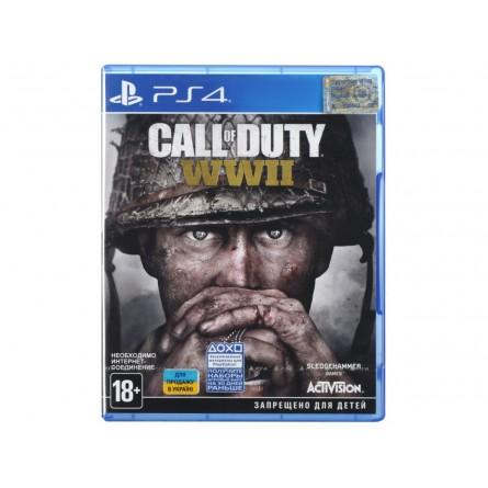 Изображение Диск Sony BD Call of Duty WWII 88108 RU - изображение 1