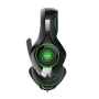 Зображення Навушники Crown CMGH 102 T Black green - зображення 3