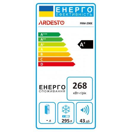 Зображення Морозильний лар Ardesto FRM 290 E - зображення 6