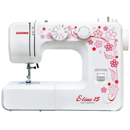 Изображение Швейная машина Janome E Line 15 - изображение 1