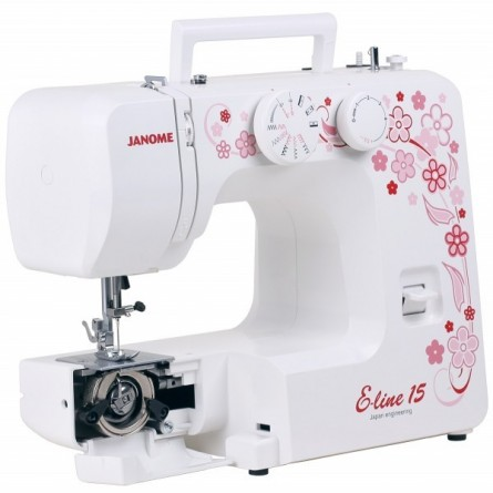 Изображение Швейная машина Janome E Line 15 - изображение 3