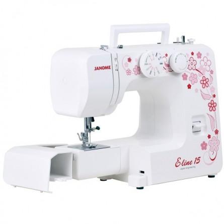 Изображение Швейная машина Janome E Line 15 - изображение 4