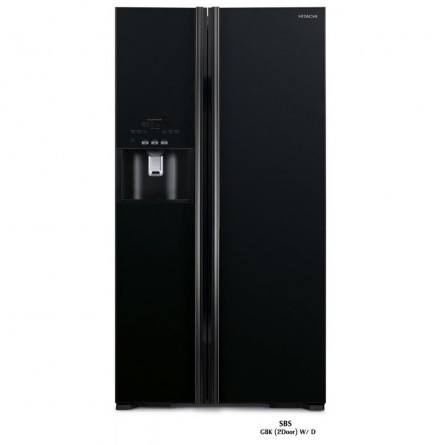 Зображення Холодильник Hitachi R-S700GPUC2GBK - зображення 1