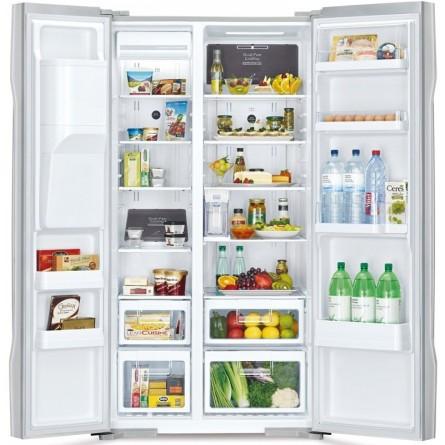 Зображення Холодильник Hitachi R-S700PUC2GS - зображення 3