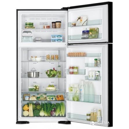 Изображение Холодильник Hitachi R-V660PUC7BSL - изображение 2