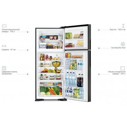 Изображение Холодильник Hitachi R-V720PUC1KTWH - изображение 3