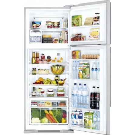 Зображення Холодильник Hitachi R-VG540PUC7GPW - зображення 2
