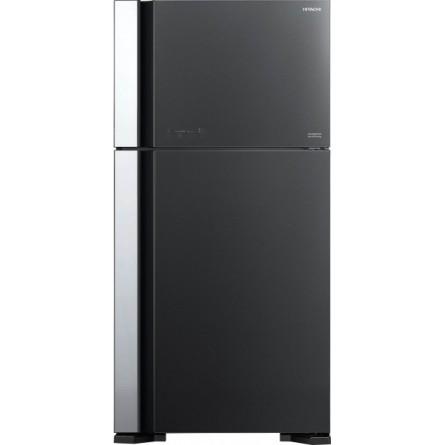 Зображення Холодильник Hitachi R-VG610PUC7GGR - зображення 1