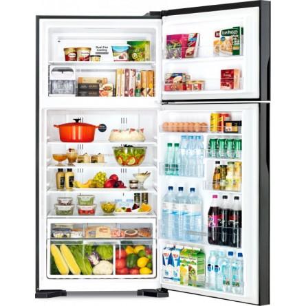 Зображення Холодильник Hitachi R-VG610PUC7GGR - зображення 3