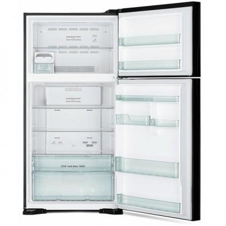 Изображение Холодильник Hitachi R-VG610PUC7GPW - изображение 2