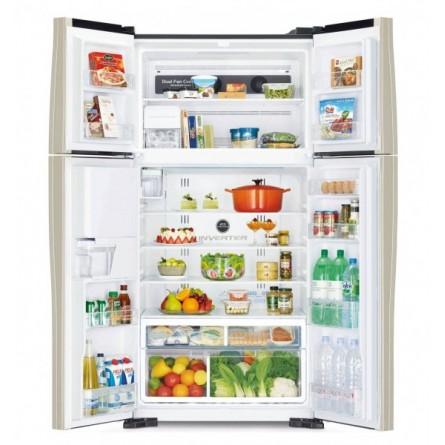 Зображення Холодильник Hitachi R-W660PUC7GBW - зображення 2