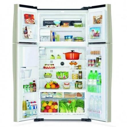 Изображение Холодильник Hitachi R-W660PUC7XGBK - изображение 2