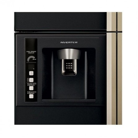 Изображение Холодильник Hitachi R-W720PUC1GBW - изображение 3