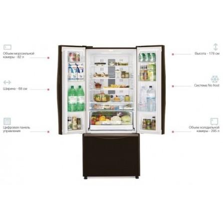 Зображення Холодильник Hitachi R-WB480PUC2GBW - зображення 5